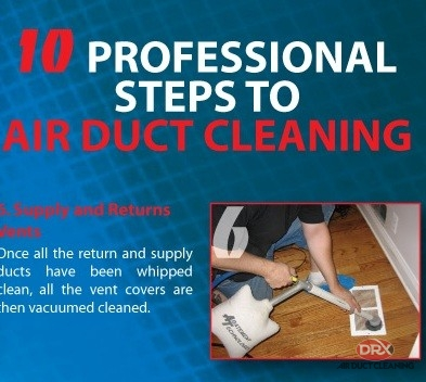 Duct Cleaning NJ Process