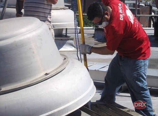 Exhaust Duct Cleaning In NJ