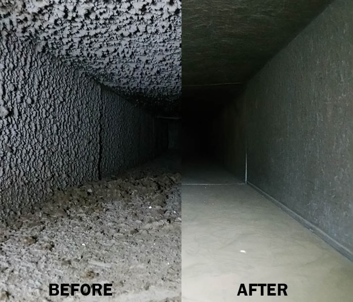 Disinfecting Air Ducts Cleaning in NJ