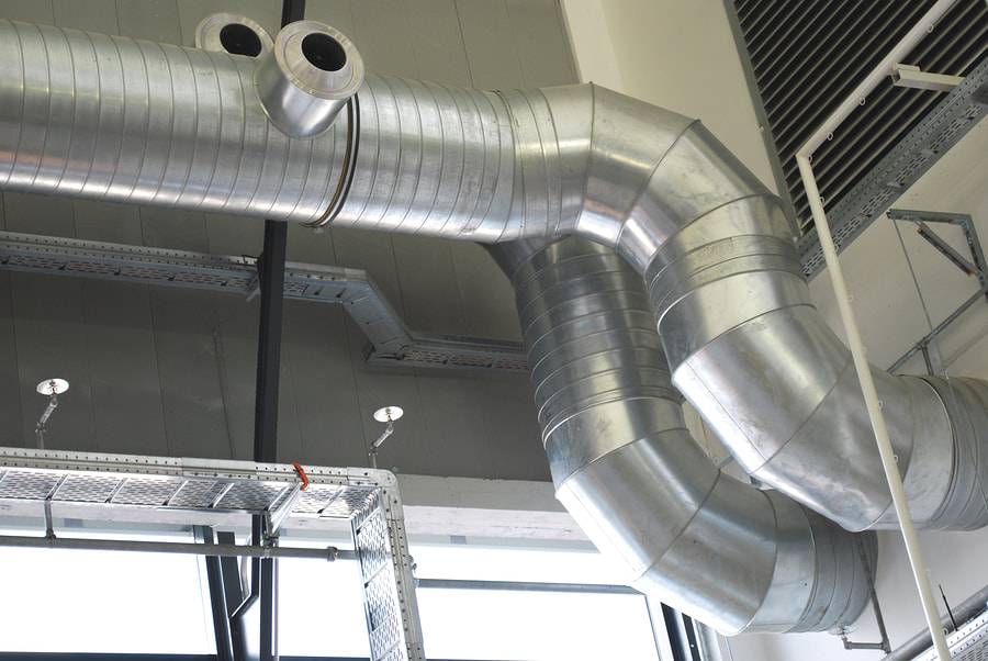 NJ Commercial Air Duct Cleaning
