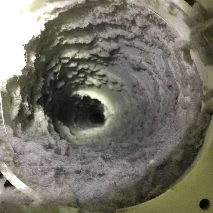 NJ Dryer Vent Cleaning