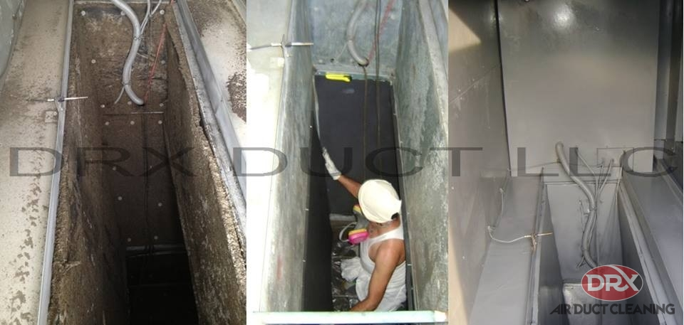 HVAC Commercial Air Duct Cleaning Services