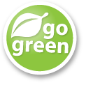 Go Green With Us